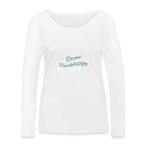 Dylan Technologie - T-shirt manches longues bio Stanley & Stella Femme