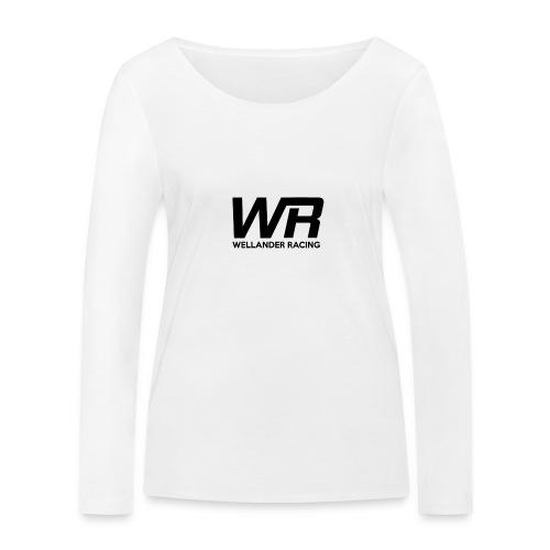 WRRACING - Ekologisk långärmad T-shirt dam från Stanley & Stella