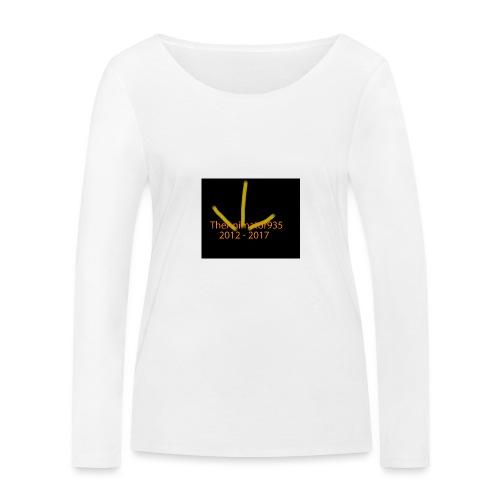 TheAnimator935 Logo - Women's Organic Longsleeve Shirt by Stanley & Stella