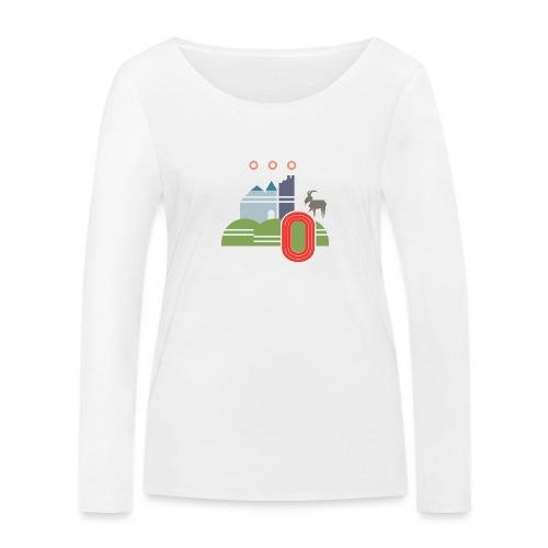 Götzis - Frauen Bio-Langarmshirt von Stanley & Stella