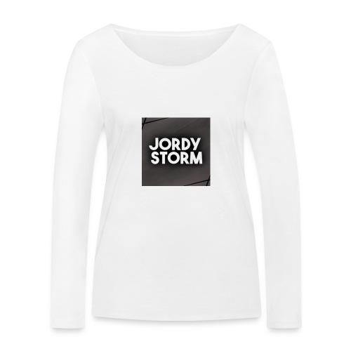 Storm Disign - Vrouwen bio shirt met lange mouwen van Stanley & Stella