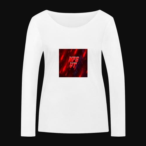 NFGYT - Women's Organic Longsleeve Shirt by Stanley & Stella