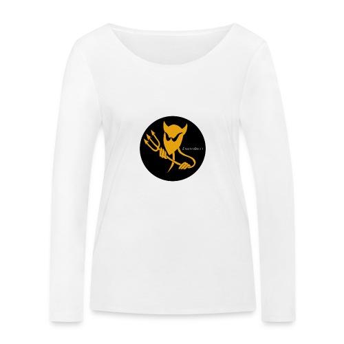 ElectroDevil T Shirt - Women's Organic Longsleeve Shirt by Stanley & Stella