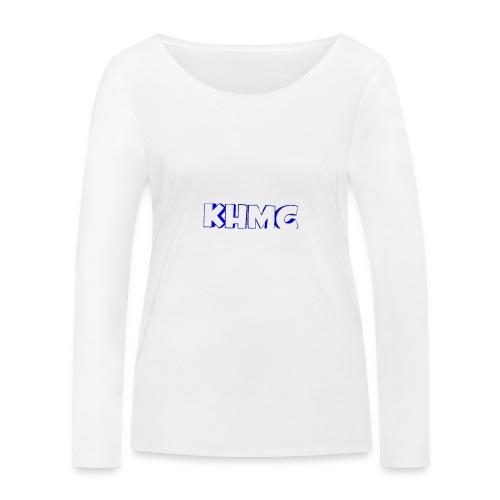 The Official KHMC Merch - Women's Organic Longsleeve Shirt by Stanley & Stella