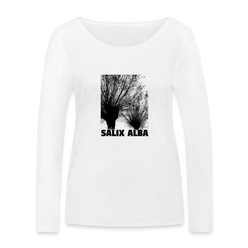 salix albla - Women's Organic Longsleeve Shirt by Stanley & Stella