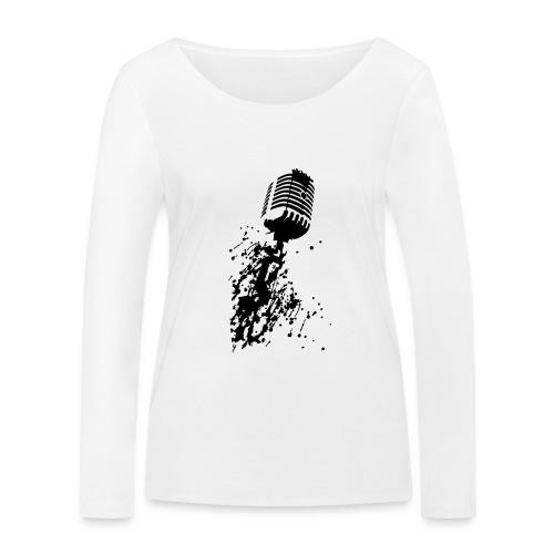 dirtymic - Vrouwen bio shirt met lange mouwen van Stanley & Stella