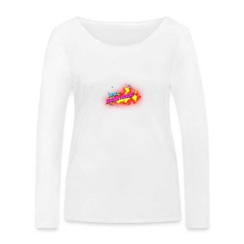 Spilministeriet - Økologisk Stanley & Stella langærmet T-shirt til damer