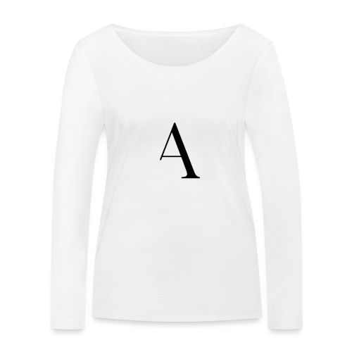 A Style - Maglietta a manica lunga ecologica da donna di Stanley & Stella
