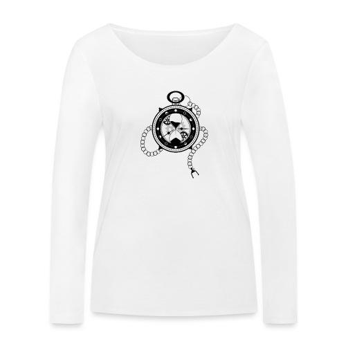 Le Temps - T-shirt manches longues bio Stanley & Stella Femme