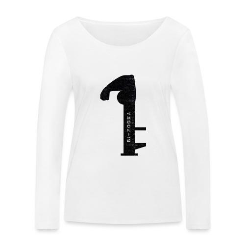 bi zooka - Økologisk Stanley & Stella langærmet T-shirt til damer