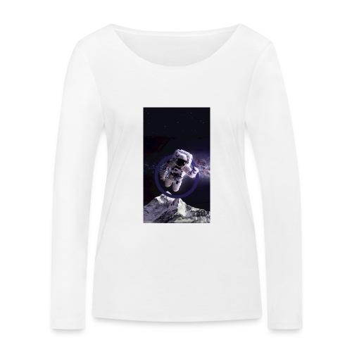 Space - T-shirt manches longues bio Stanley & Stella Femme