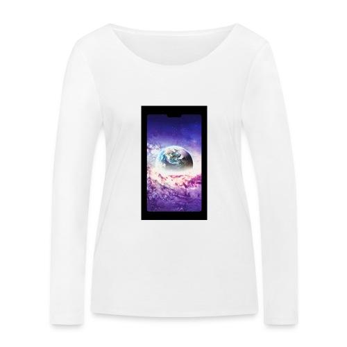 Univers - T-shirt manches longues bio Stanley & Stella Femme