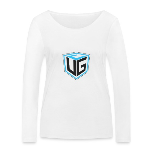 Ultimate Gaming Community Cube - Frauen Bio-Langarmshirt von Stanley & Stella