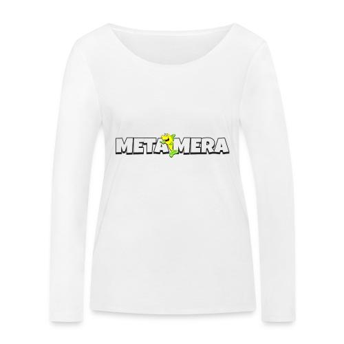 MetaMera - Ekologisk långärmad T-shirt dam från Stanley & Stella