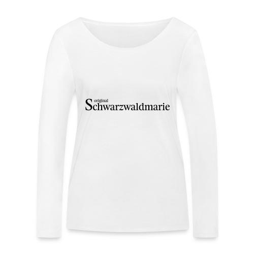 Schwarzwaldmarie - Frauen Bio-Langarmshirt von Stanley & Stella