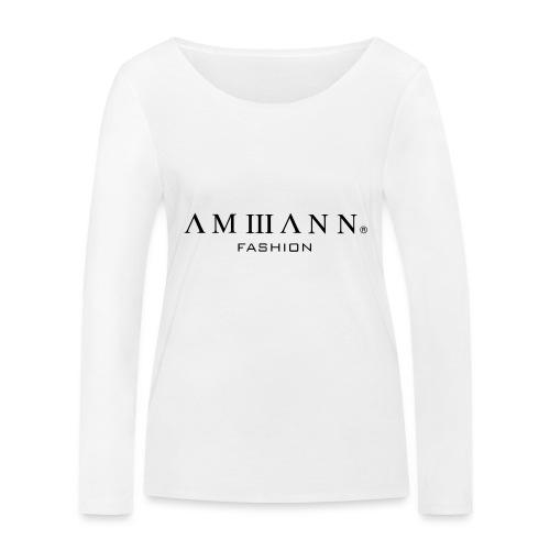 AMMANN Fashion - Frauen Bio-Langarmshirt von Stanley & Stella