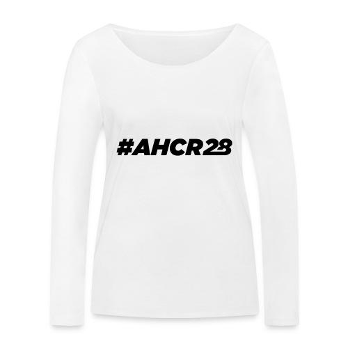 ahcr28 - Women's Organic Longsleeve Shirt by Stanley & Stella