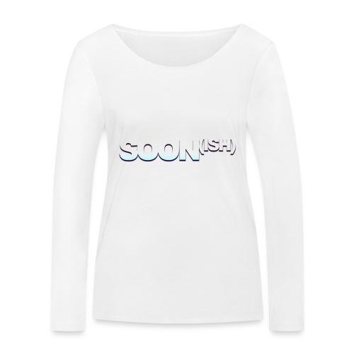 SOON png - Maglietta a manica lunga ecologica da donna di Stanley & Stella