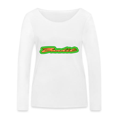 bandit shirt 2 - T-shirt manches longues bio Stanley & Stella Femme