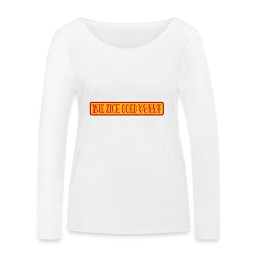 wie en die png - Women's Organic Longsleeve Shirt by Stanley & Stella