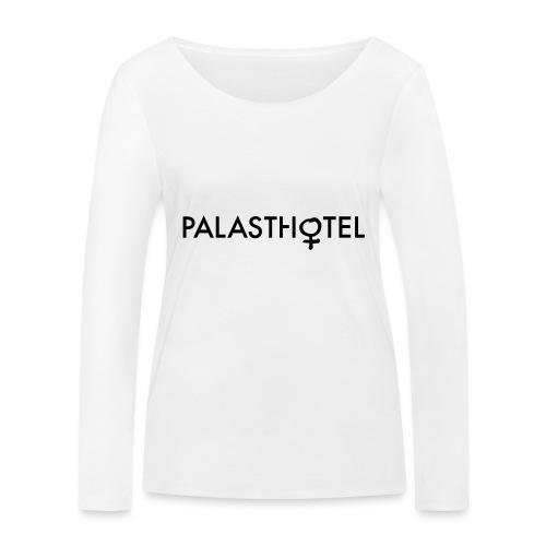 Palasthotel EMMA - Frauen Bio-Langarmshirt von Stanley & Stella