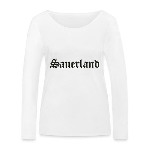 Sauerland - Frauen Bio-Langarmshirt von Stanley & Stella