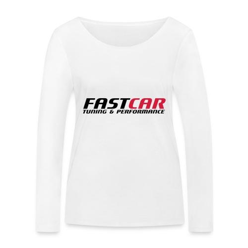 fastcar-eps - Ekologisk långärmad T-shirt dam från Stanley & Stella