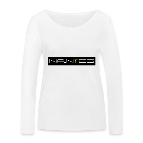NanTes - T-shirt manches longues bio Stanley & Stella Femme