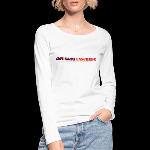 RNR All Nite - Vrouwen bio shirt met lange mouwen van Stanley & Stella