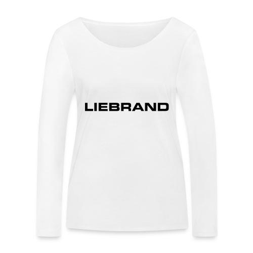 liebrand - Vrouwen bio shirt met lange mouwen van Stanley & Stella