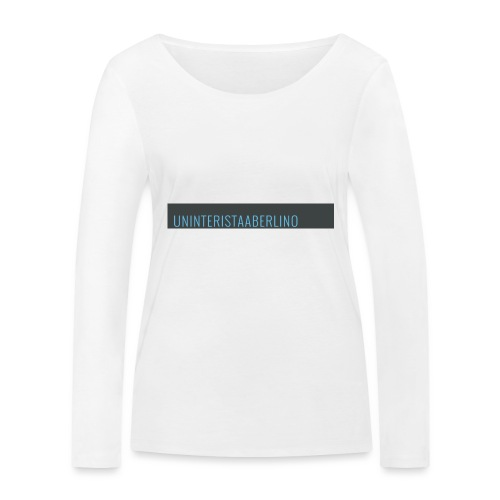 blogge-png - Maglietta a manica lunga ecologica da donna di Stanley & Stella