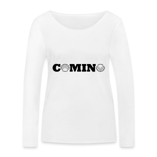 Camino - Økologisk Stanley & Stella langærmet T-shirt til damer
