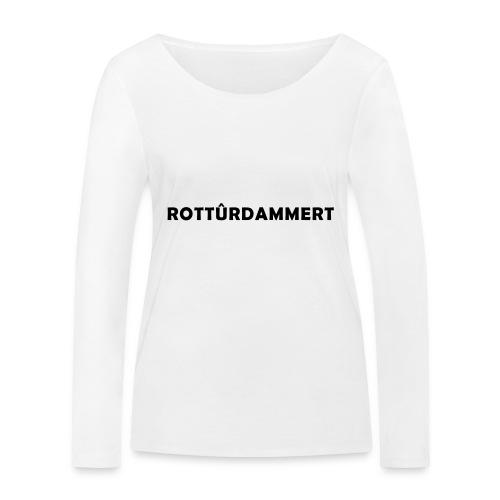 Rotturdammert - Vrouwen bio shirt met lange mouwen van Stanley & Stella