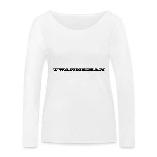 tmantxt - Vrouwen bio shirt met lange mouwen van Stanley & Stella