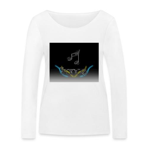 trance_wallpaper_by_peixotorj-jpg - Økologisk Stanley & Stella langærmet T-shirt til damer