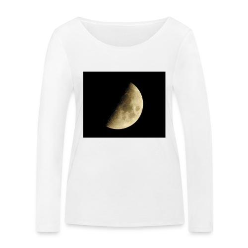 LUNA_3840X3072 - Maglietta a manica lunga ecologica da donna di Stanley & Stella