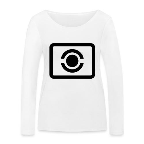 Mehrfeldmessung - Frauen Bio-Langarmshirt von Stanley & Stella