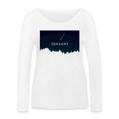 DREAM - T-shirt manches longues bio Stanley & Stella Femme