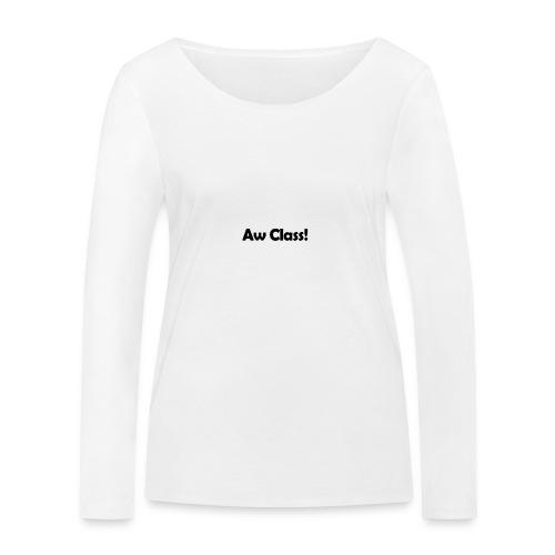 awCl - Women's Organic Longsleeve Shirt by Stanley & Stella