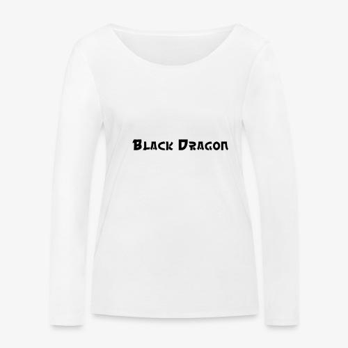 Black Dragon 2 - Frauen Bio-Langarmshirt von Stanley & Stella