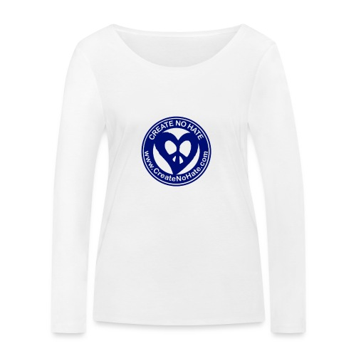 THIS IS THE BLUE CNH LOGO - Women's Organic Longsleeve Shirt by Stanley & Stella