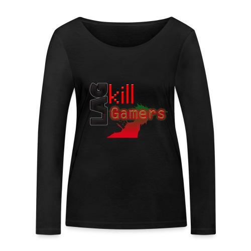 LAG Kills - Women's Organic Longsleeve Shirt by Stanley & Stella