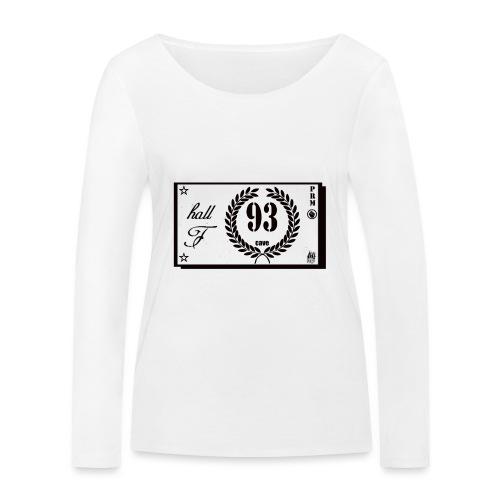 prm hall f - T-shirt manches longues bio Stanley & Stella Femme