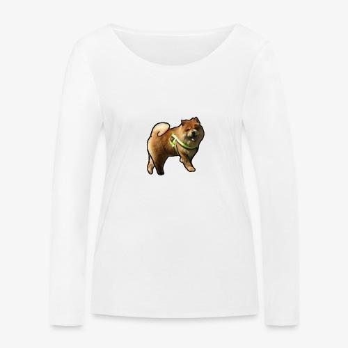 Bear - Women's Organic Longsleeve Shirt by Stanley & Stella