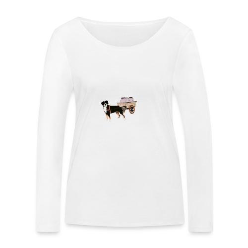 Grosser Drag - Ekologisk långärmad T-shirt dam från Stanley & Stella
