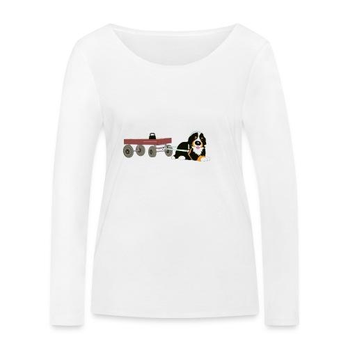 bernerdrag hona - Ekologisk långärmad T-shirt dam från Stanley & Stella