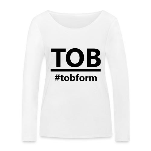 #tobform Hoodi - Frauen Bio-Langarmshirt von Stanley & Stella