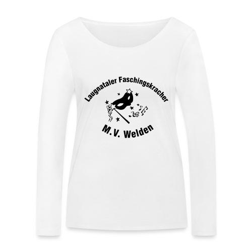 LFK_Logo - Frauen Bio-Langarmshirt von Stanley & Stella