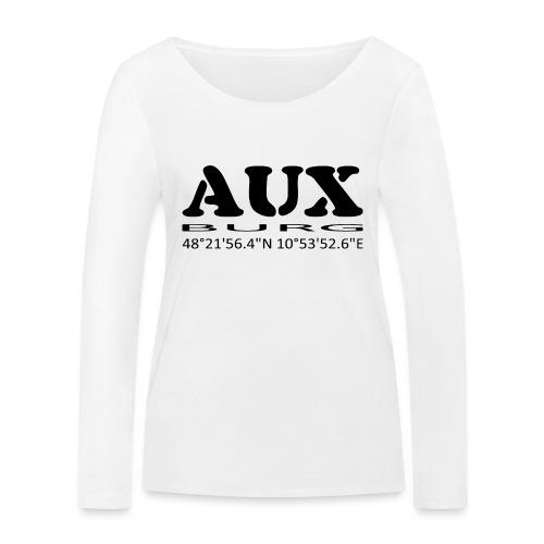 Auxburg - Frauen Bio-Langarmshirt von Stanley & Stella