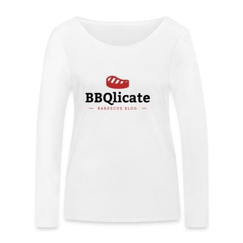 BBQlicate - Frauen Bio-Langarmshirt von Stanley & Stella